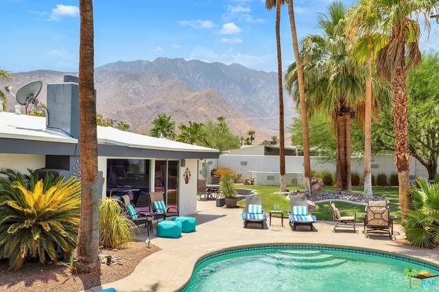 1102 E Adobe Way, Palm Springs, CA 92262 (#21760952) :: Steele Canyon Realty