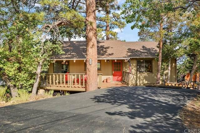 1446 Rockspray Court, Big Bear, CA 92315 (#CV21153847) :: Mark Nazzal Real Estate Group