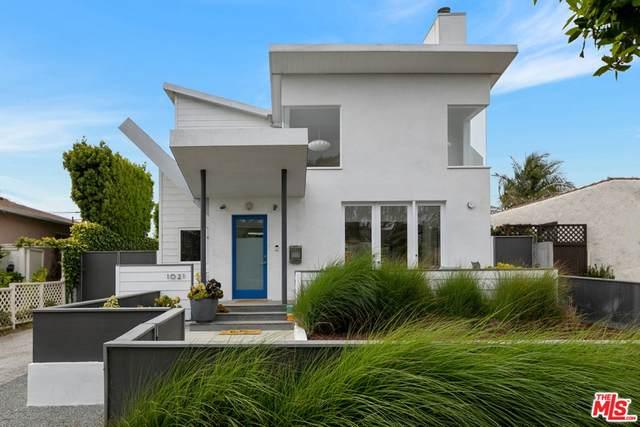 1021 Pine Street, Santa Monica, CA 90405 (#21760898) :: The Miller Group