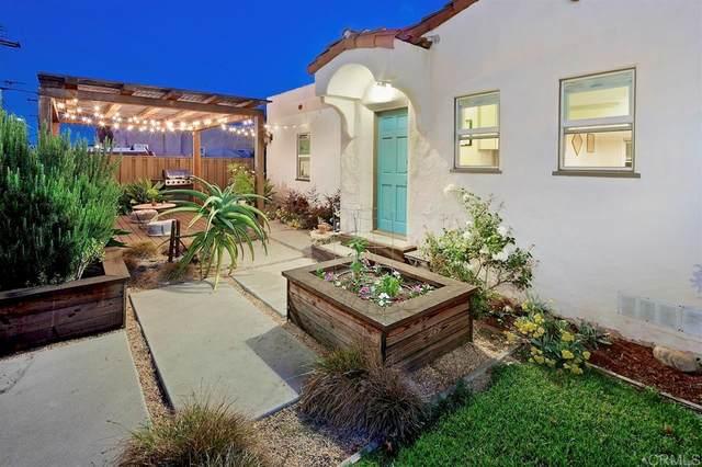 3791 32Nd Street, San Diego, CA 92104 (#PTP2104999) :: Latrice Deluna Homes