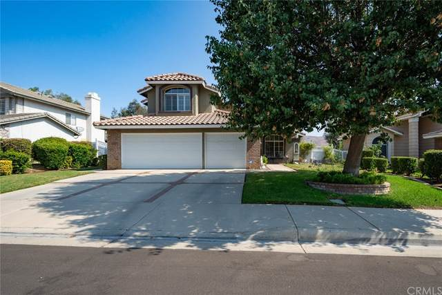 13078 Thicket Place, Corona, CA 92883 (#IG21155552) :: Cochren Realty Team | KW the Lakes
