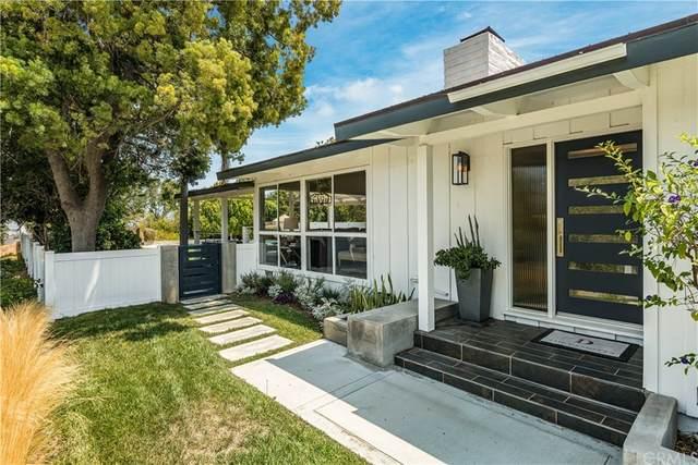 26 Gaucho Drive, Rolling Hills Estates, CA 90274 (#SB21153280) :: Millman Team