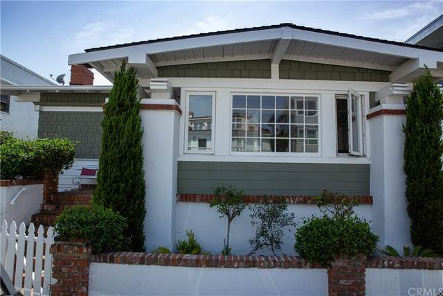 1011 Manhattan Avenue, Hermosa Beach, CA 90254 (#SB21155625) :: Cochren Realty Team | KW the Lakes