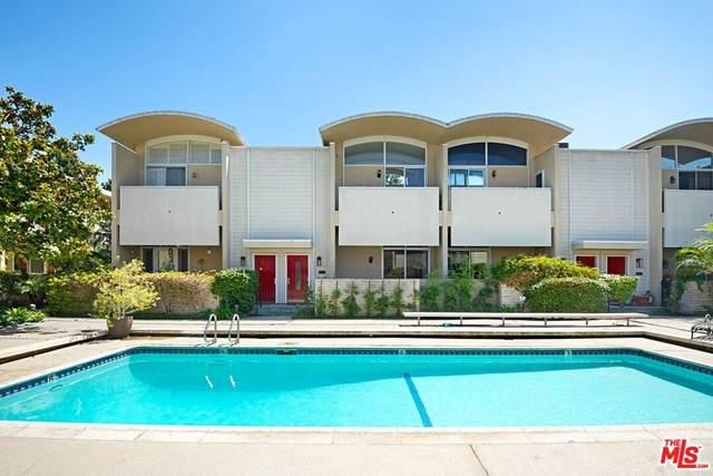 4724 La Villa Marina H, Marina Del Rey, CA 90292 (#21761526) :: The Costantino Group | Cal American Homes and Realty