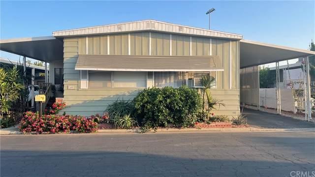 10550 Western Avenue #40, Stanton, CA 90680 (#PW21154548) :: Wendy Rich-Soto and Associates