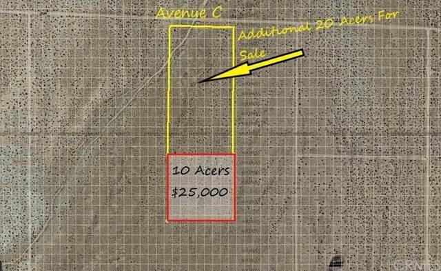 0 Vac Vic Ave C, Adelanto, CA 92301 (#IV21155719) :: Doherty Real Estate Group