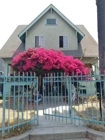 1366 E 21th Street, Los Angeles (City), CA 90011 (#MB21155736) :: Wendy Rich-Soto and Associates