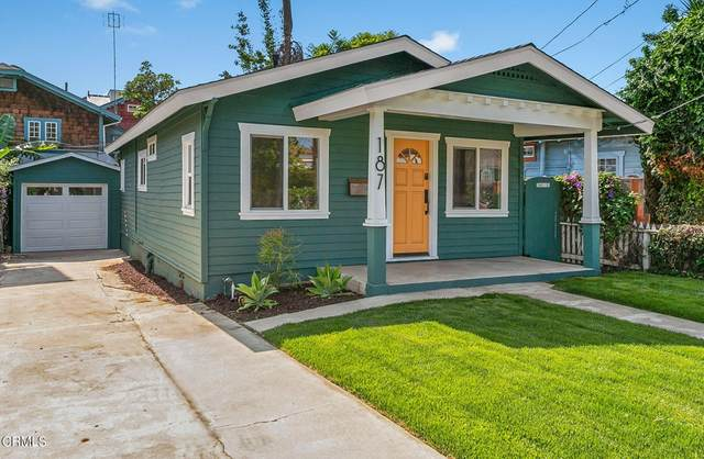 187 S Laurel Street, Ventura, CA 93001 (#V1-7156) :: Powerhouse Real Estate