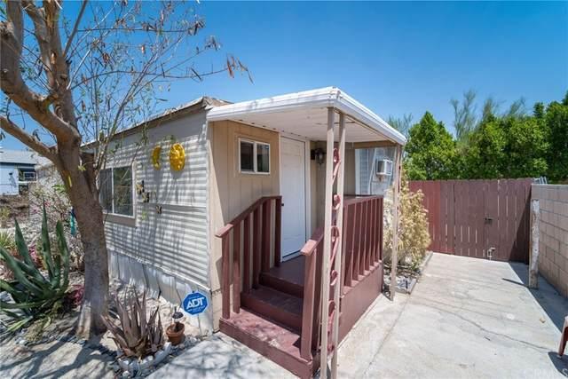 1500 E San Rafael Dr. #73, Palm Springs, CA 92262 (MLS #SB21149681) :: Brad Schmett Real Estate Group