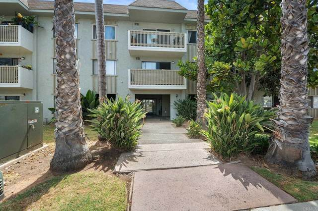 178 Fourth Ave #11, Chula Vista, CA 91910 (#PTP2105011) :: Jett Real Estate Group