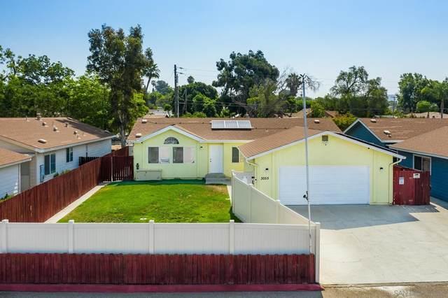 3055 Julielynn Way, Lemon Grove, CA 91945 (#210020065) :: Robyn Icenhower & Associates