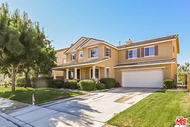 24024 Via Vizcaya, Valencia, CA 91354 (#21761790) :: Steele Canyon Realty