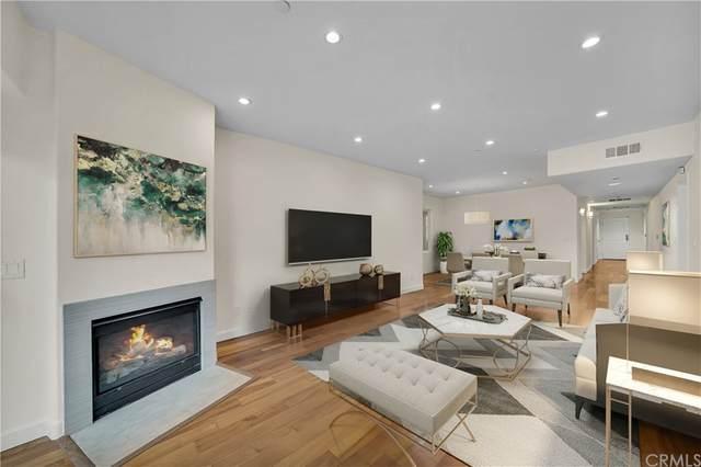 1540 Amherst Avenue #202, Los Angeles (City), CA 90025 (#OC21155818) :: Zen Ziejewski and Team