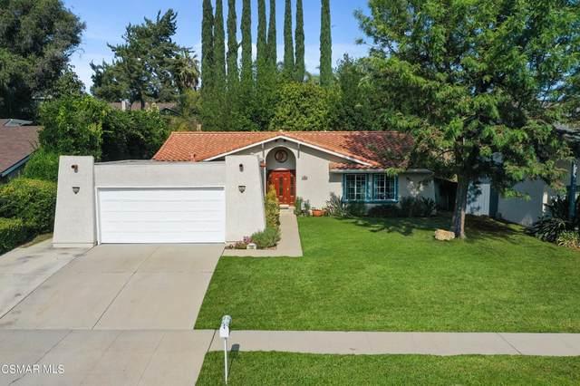 132 N Sabra Avenue, Oak Park, CA 91377 (#221003909) :: Mark Nazzal Real Estate Group