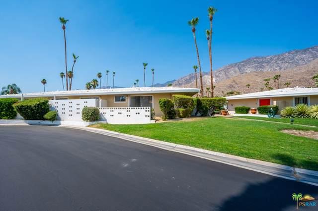 2240 S Calle Palo Fierro #9, Palm Springs, CA 92264 (#21761780) :: Jett Real Estate Group
