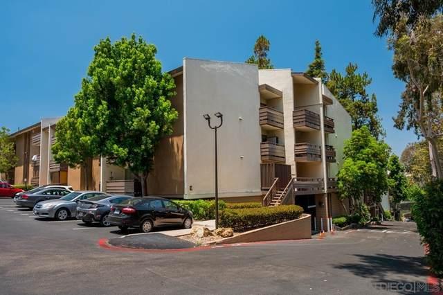 1615 Hotel Cir S D102, San Diego, CA 92108 (#210020084) :: The Kohler Group