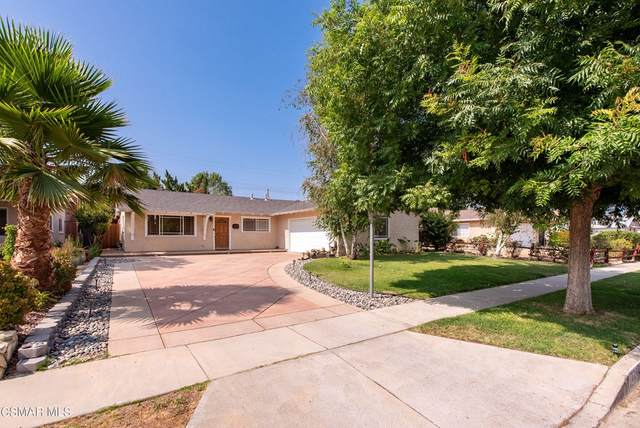 22624 Gilmore Street, West Hills, CA 91307 (#221003913) :: Mark Nazzal Real Estate Group
