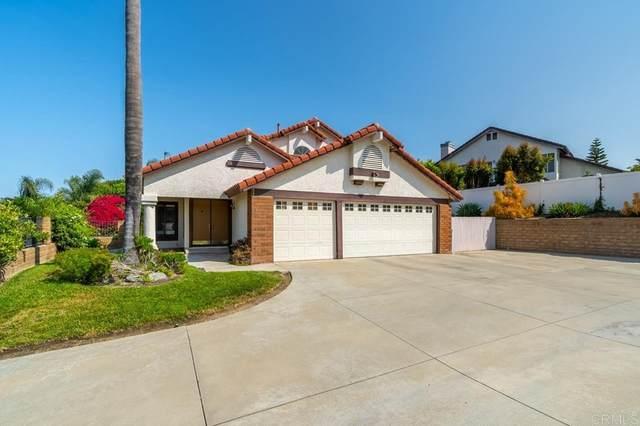 1979 Vineyard Avenue, Vista, CA 92081 (#NDP2108316) :: Latrice Deluna Homes