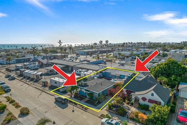 522 West Street, Oceanside, CA 92054 (#NDP2108318) :: The Kohler Group