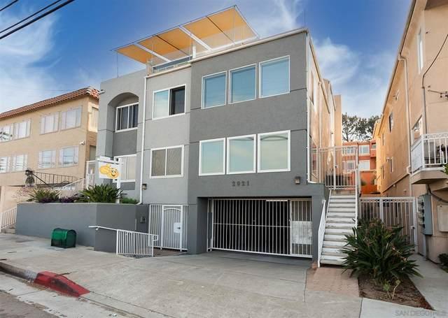 2921 India Street #1, San Diego, CA 92103 (#210020107) :: Doherty Real Estate Group
