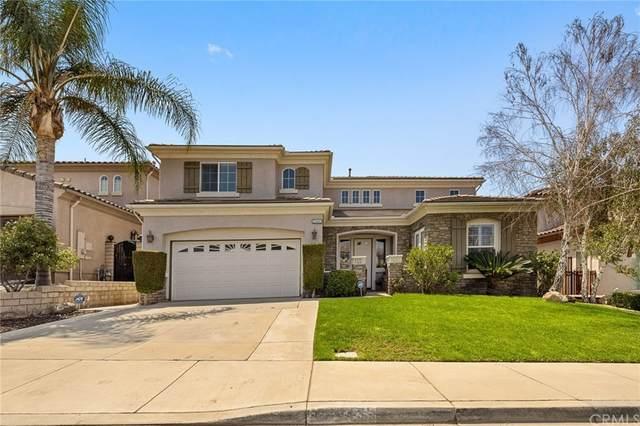 23443 Camino Terraza Road, Corona, CA 92883 (#IG21155998) :: McKee Real Estate Group Powered By Realty Masters & Associates