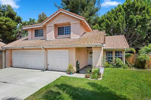 211 Palm Canyon Drive, Vista, CA 92083 (#NDP2108328) :: Latrice Deluna Homes