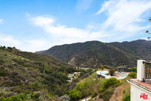 1940 Palisades Drive, Pacific Palisades, CA 90272 (#21761904) :: Legacy 15 Real Estate Brokers