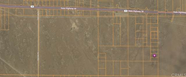 0 Off Helendale, Helendale, CA 92342 (#CV21156189) :: Doherty Real Estate Group