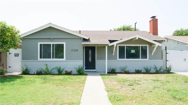 21235 Oakfort Avenue, Carson, CA 90745 (#SB21153492) :: Powerhouse Real Estate