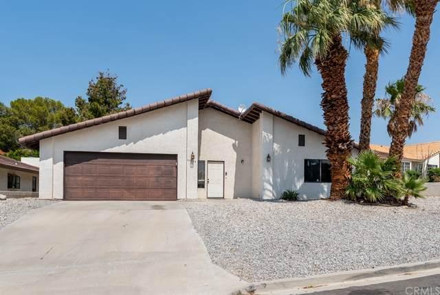64735 Pinehurst Circle, Desert Hot Springs, CA 92240 (MLS #JT21153786) :: Brad Schmett Real Estate Group