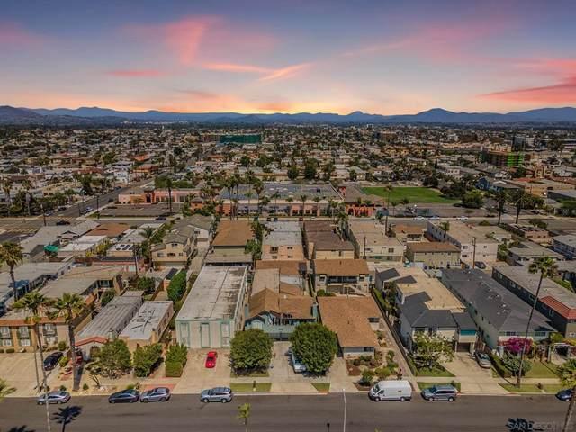 4449 Hamilton St. Apt #7, San Diego, CA 92116 (#210020145) :: Jett Real Estate Group