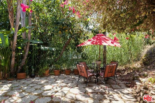 3666 Las Flores Canyon Road, Malibu, CA 90265 (#21760544) :: The Miller Group