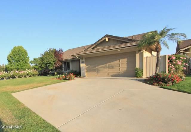 1854 Sweet Briar Place, Thousand Oaks, CA 91362 (#221003922) :: Powerhouse Real Estate