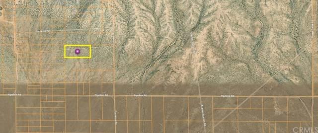 0 Off Corneso Road, Kramer Junction, CA 93516 (#CV21156326) :: Jett Real Estate Group