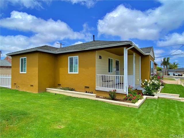 3152 W 168th Street, Torrance, CA 90504 (#PV21156379) :: The Miller Group