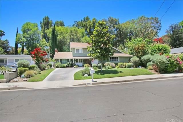 7143 Deveron Ridge Road, West Hills, CA 91307 (#SR21156132) :: Doherty Real Estate Group