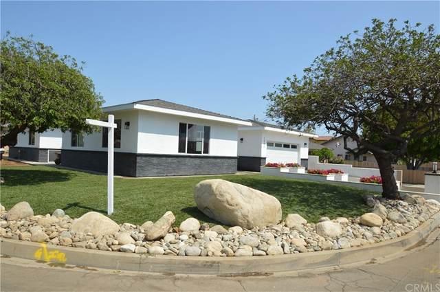 1002 Livermont Lane, Duarte, CA 91010 (#CV21156424) :: Robyn Icenhower & Associates