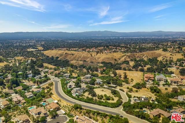18169 Knoll Hill, Granada Hills, CA 91344 (#21760494) :: Robyn Icenhower & Associates
