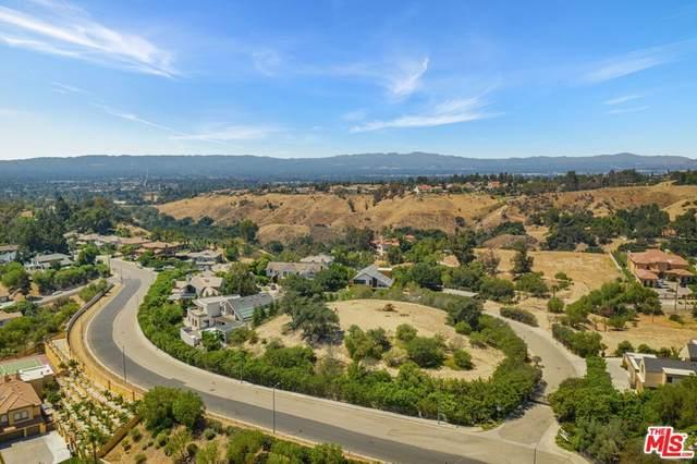 18160 Knoll Hill, Granada Hills, CA 91344 (#21759062) :: The Kohler Group
