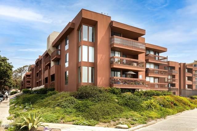 350 Paseo De Playa #116, Ventura, CA 93001 (#V1-7185) :: Jett Real Estate Group