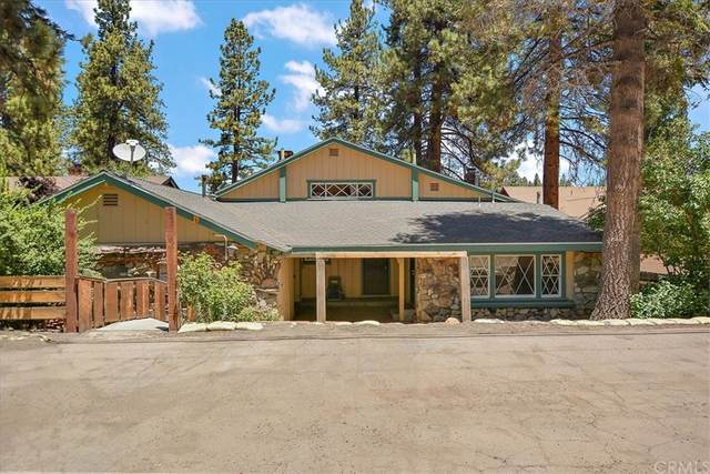 1097 Club View Drive, Big Bear, CA 92315 (#EV21156518) :: Cochren Realty Team | KW the Lakes