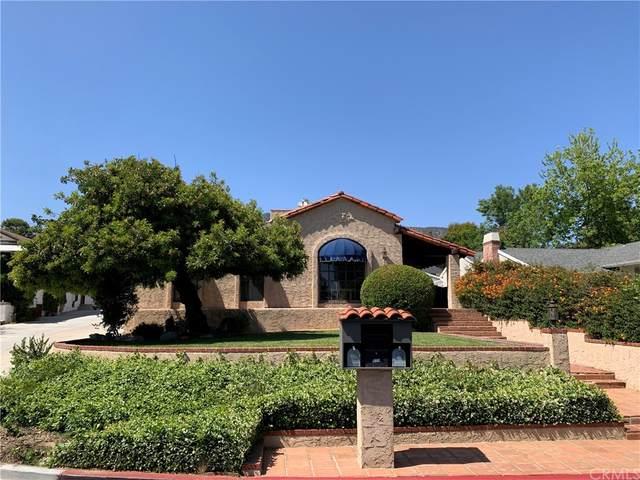831 Salisbury Road, La Canada Flintridge, CA 91011 (#IG21119843) :: Eight Luxe Homes