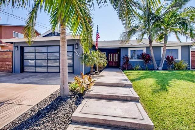 930 Mission Avenue, Chula Vista, CA 91911 (#PTP2105038) :: The Kohler Group