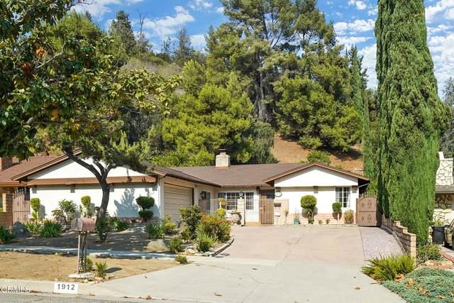 1912 Via Del Rey, South Pasadena, CA 91030 (#P1-5765) :: Mainstreet Realtors®
