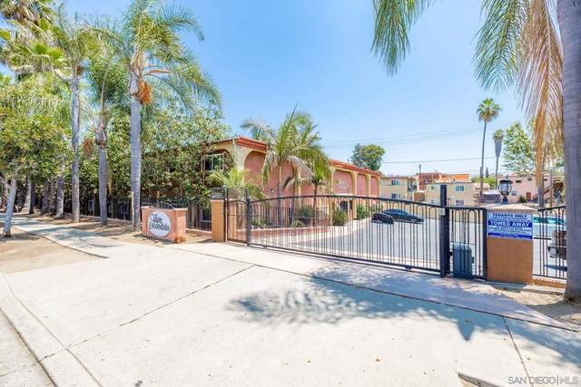 3215 44Th St #1, San Diego, CA 92105 (#210020189) :: Mark Nazzal Real Estate Group