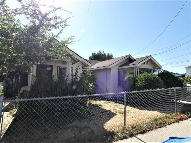 165 N Record Avenue, East Los Angeles, CA 90063 (#SR21156816) :: Jett Real Estate Group