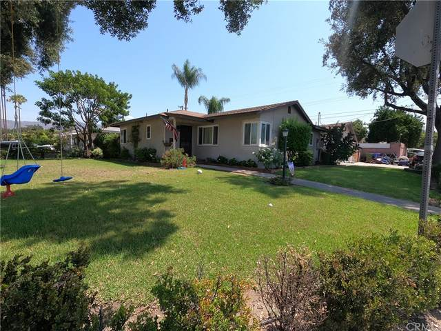 5404 N Ranger Drive, Covina, CA 91722 (#CV21156897) :: Latrice Deluna Homes
