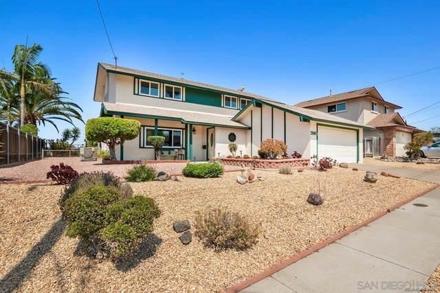 7141 Regner Rd, San Diego, CA 92119 (#210020215) :: The Kohler Group