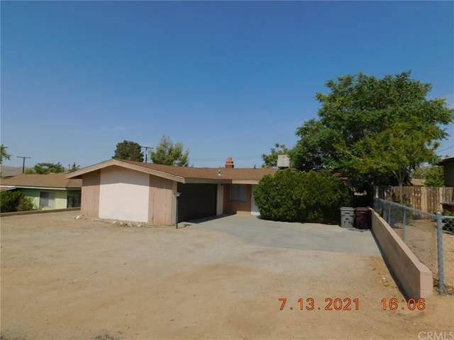 7625 Borrego, Yucca Valley, CA 92284 (#JT21156798) :: Zen Ziejewski and Team