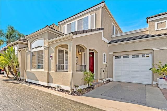 700 Lido Park Drive #28, Newport Beach, CA 92663 (#NP21156398) :: Zen Ziejewski and Team